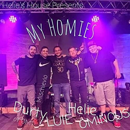 Helie's House feat. Luie, dmt & Omnious