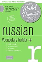 Michel Thomas Method Russian Vocabulary Builder+: Intermediate to Advanced