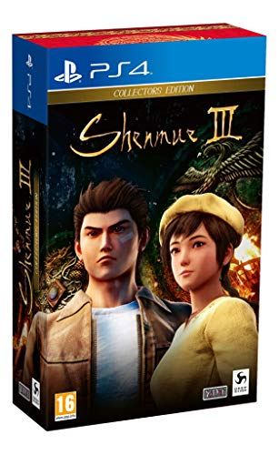 Shenmue III 3 - Edition Collector (PS4)