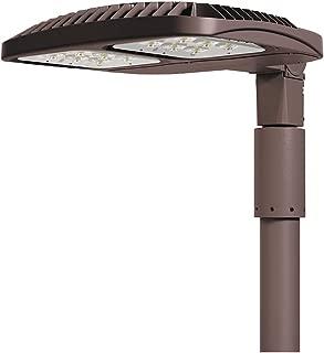 Cree Version A Area/Flood Luminaire, Medium LED Lamp, 223 watt, 120 - 277 volt, 9124 lumens