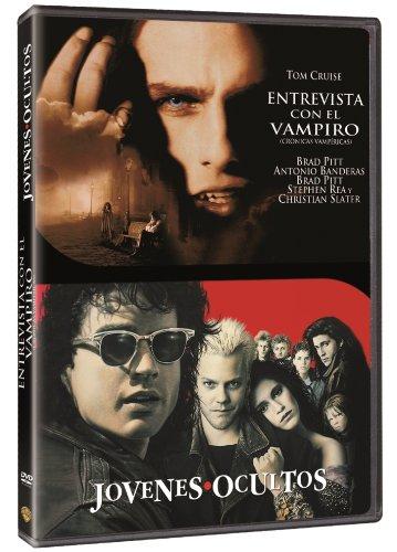 Pack: Entrevista Con El Vampiro + Jóvenes Ocultos [DVD]