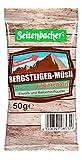 Seitenbacher Bergsteiger Müsli Portion, 20er Pack (20 x 50 g)