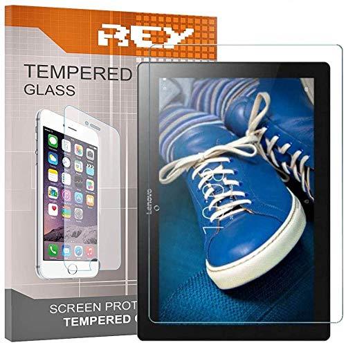 REY 2X Protector de Pantalla para Lenovo Tab 2 A10-30 10.1' /...