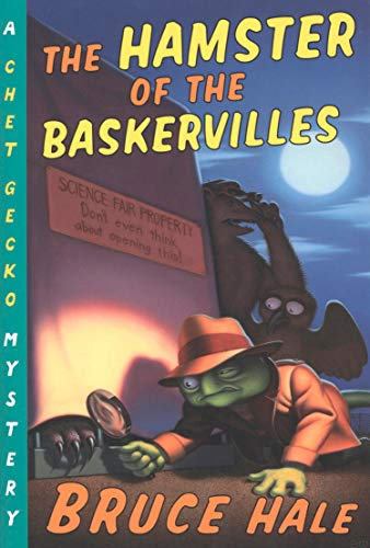 The Hamster of the Baskervilles: A Chet Gecko Mystery (The Chet Gecko Mysteries Book 5) (English Edition)