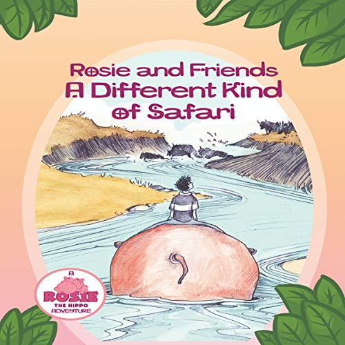 A Different Kind of Safari audiobook cover art