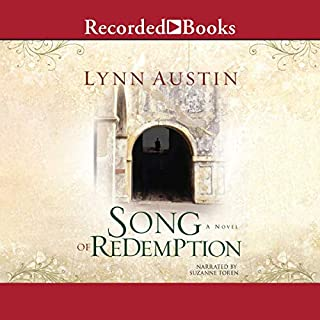 Song of Redemption audiobook cover art