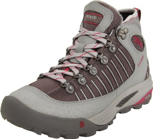 Teva Forge Pro Winter Mid WP W`s 9036, Damen Sportschuhe - Outdoor, Grau (drizzle 541), EU 36.5 (UK 4) (US 5.5)