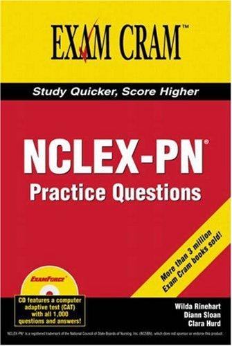 NCLEX-PN Exam Practice Questions Exam Cram