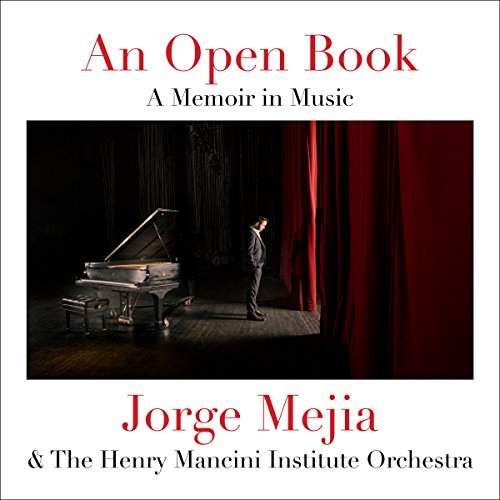 An Open Book: A Memoir in Music audiobook cover art