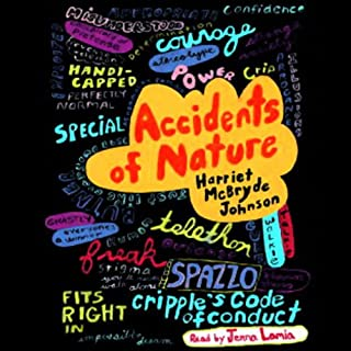 Accidents of Nature audiobook cover art