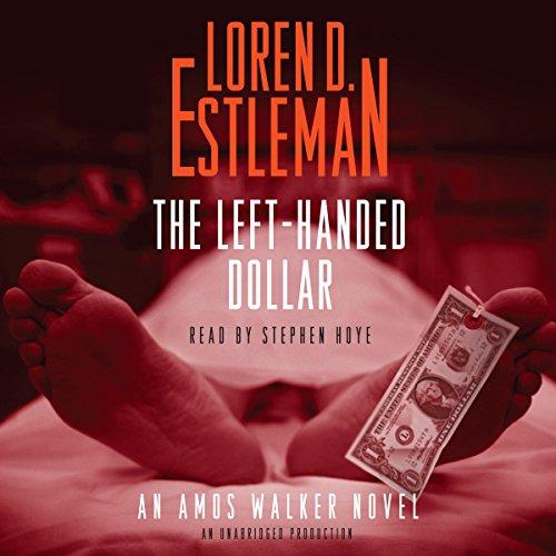The Left-Handed Dollar audiobook cover art