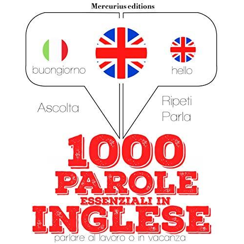 1000 parole essenziali in Inglese cover art