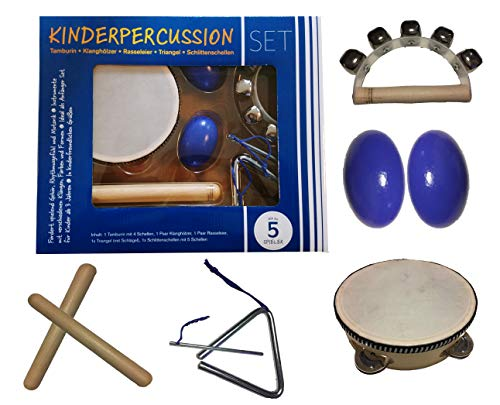 Kinder Percussion Set Instrumente