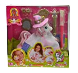 Simba 105951535ABRA - Filly Beauty Queen Witchy mit Zauberbuch, farblich sortiert