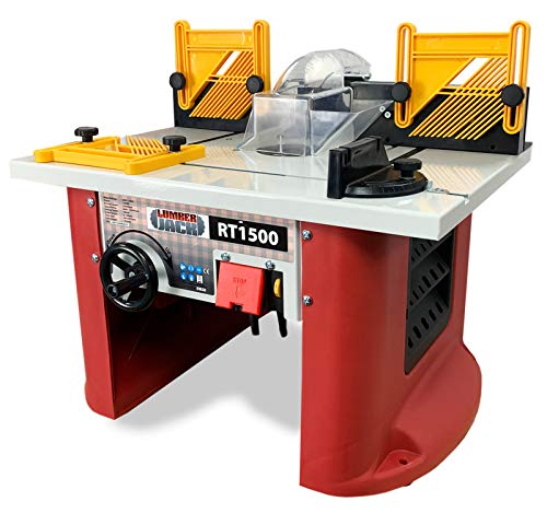 Lumberjack Tools RT1500 Router Table
