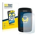 BROTECT Schutzfolie kompatibel mit Garmin Edge 800 (2 Stück) klare Bildschirmschutz-Folie