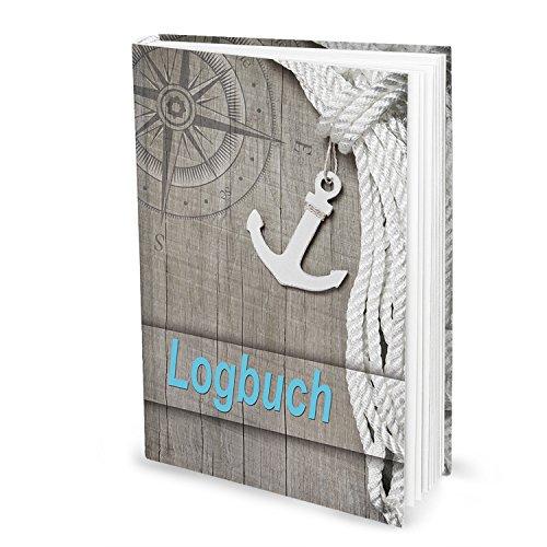 Logbuch Ocean für Segelyachten, Schiffe, Sportboote: Seetagebuch für Segler und Motorbootfahrer