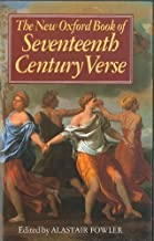 The New Oxford Book of Seventeenth-Century Verse (Oxford Books of Verse)