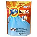 Tide Pods, Laundry Detergent, Ocean Mist, 35/Pack, 4 Pack/Carton