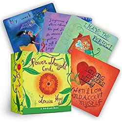 Gift Ideas - Power Thought Cards by Louise L. Hay