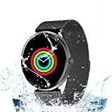 Best LEMFO Fitness Trackers - AllCall Smart Watch,Indoor Fitness Activity Tracker with Heart Review