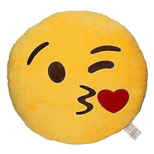 EvZ 32cm Emoji Smiley Emoticon Yell…