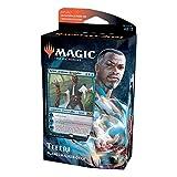 Magic The Gathering Magic: The Gathering Planeswalker-Deck Teferi C76561000 Magic: The Gathering Planeswalker-Deck Teferi - Juego de Cartas (60 Cartas)