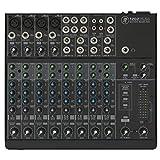 Mackie 1202vlz4Mezclador DJ–Mezclador de Audio (20–20000Hz)