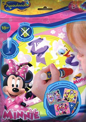 Disney - Minnie Maus Aquadoodle Mini Matten [UK Import]