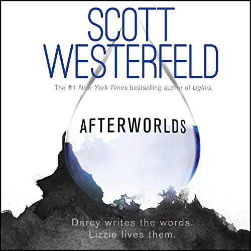 Afterworlds audiobook cover art