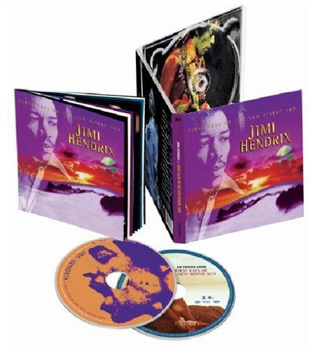First Rays of the New Rising Sun [CD/DVD Limited Edition Digipack] by Hendrix, Jimi (2010) Audio CD