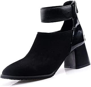 BalaMasa Womens ABS14041 Pu Boots