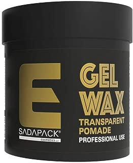 ELEGANCE GEL Elegance Transparent Hair Pomade, 8.4 Oz