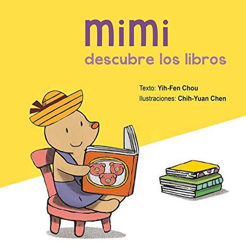 Mimi Descubre Los Libros (PICARONA)