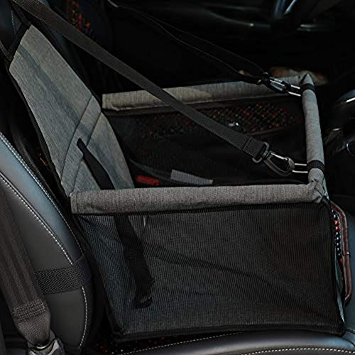 Pet Travel Car Seat Allesdragerrek Folding Cat Bag Dog Carriers Bags Dog Hangmat Mesh Kat Tas Van Zak Van De Hond Mat,Black