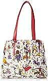 piero guidi Shopping Bag, Borsa a Spalla Donna, Bianco (Bianco), 32x25,5x14 cm (W x H x L)
