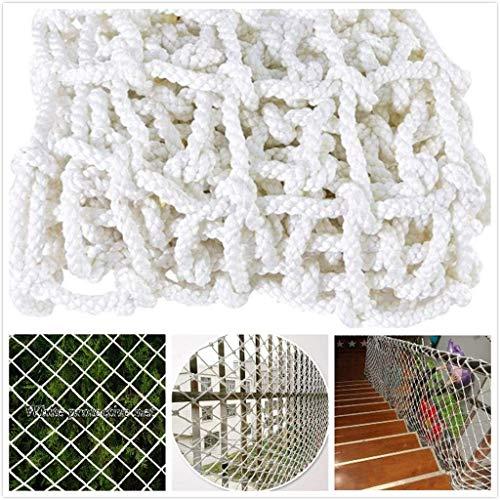Kluisnet Outdoor Motion klimnet touwnet, beschermend net kinderveiligheidsnet gevlochten touw goederen outdoor hek, voor balkon trap anti-valnet bed muur tuin decoratie schommel H