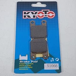 Paire plaquette garniture de frein Kyoto scooter Sym 125 GTS 2006 /à 2012 Neuf