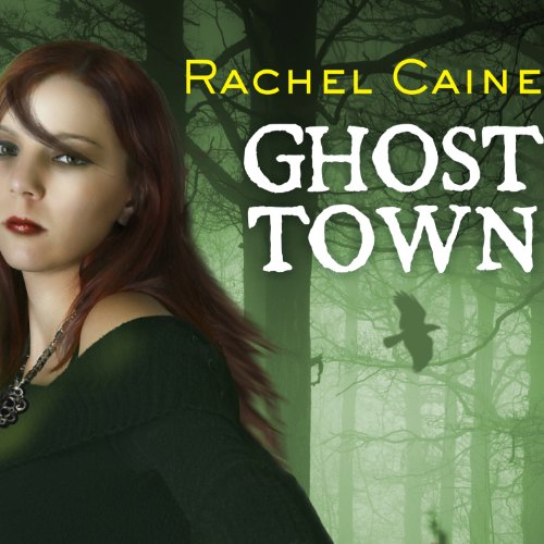 Ghost Town audiobook cover art