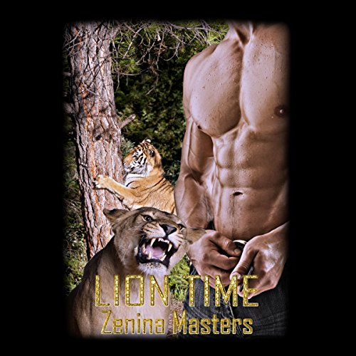 Lion Time audiobook cover art