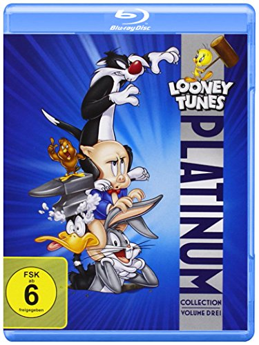 Looney Tunes - Platinum Collection Volume 3 [Alemania] [Blu-ray]