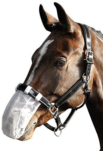 Harry's Horse Nose net wit, Größe:Nummer