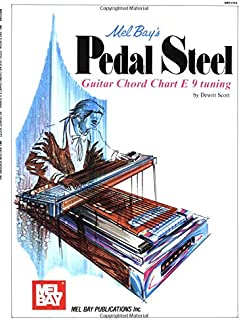 Best e9 tuning chart pedal steel Reviews