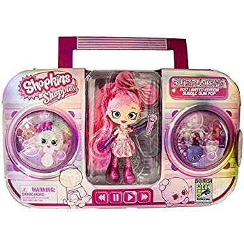 Shopkins SDCC 2017 Shoppies Bubbleisha | Shopkin.Toys - Image 1