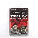 Dunlop ダンロップ ロックピン SLS1035VN Dual Design Vintage Nickel 〔np〕 【Ebiオリジナルピック付】