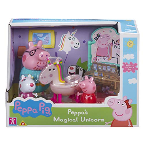 Peppa Pig 07171 PEPPA'S MAGICAL UNICORN, NoColour