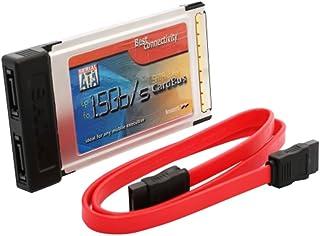 Best Connectivity PCMCIA Cardbus SATA 2X SD-PCB-SATA