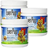 EverPup Multivitamin Dog Supplement - Glucosomine & Apoptogens for Hip & Joint Health + Probiotics & Prebiotics with Enzymes for Digestion