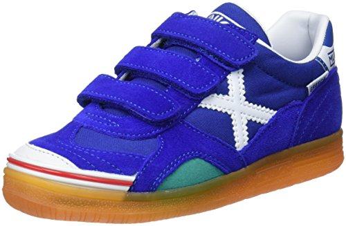 Munich Gresca Kid Vco, Zapatillas de Deporte Unisex Niños, Azul (Azul Royal 03), 28 EU