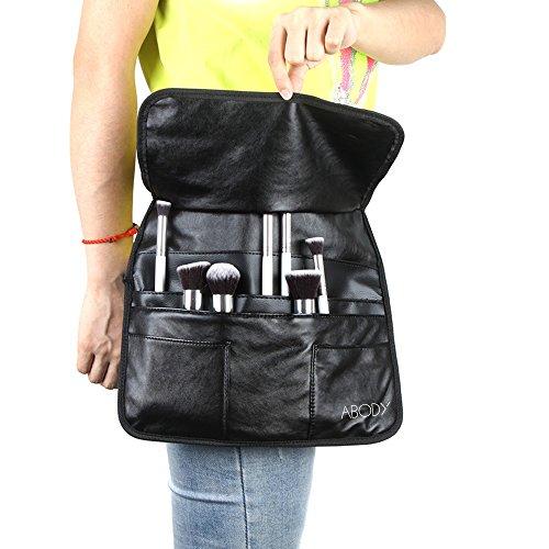 Valoxin (TM) professionale in poliuretano per pennelli da trucco grembiule borsa make up bag Holder with Artist Belt strap all' ingrosso